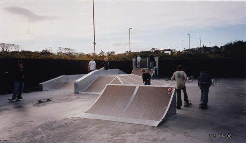 The Board 2 Extremes skate park