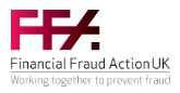 Link to the Financial Fraud Action UK Website