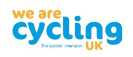 We Are Cycling logo