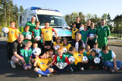 The Banchory Football School